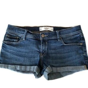 ABERCROMBIE & FITCH 29 JEAN SHORTS